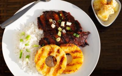 Summer Grilling: Pineapple Chicken Recipe